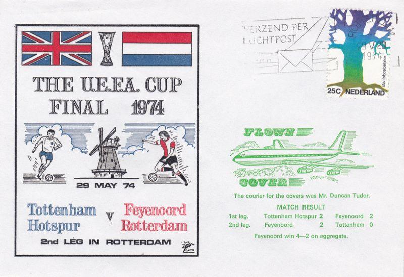 Tottenham 1974