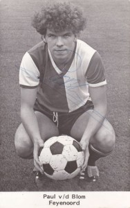 Paul van der Blom